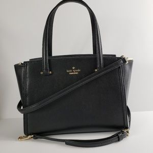 NEW Kate Spade Small Geraldine Patterson bag